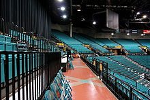 mgm grand garden arena seating