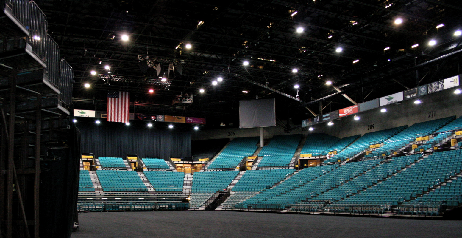 Mgm Grand Arena Sceond Leargest Hotel In The World